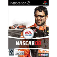 NASCAR 2008 For PlayStation 2 PS2 Racing With Manual and Case - EE712613
