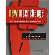 New Interchange Class Audio Cassettes 1: English For International - EE712761
