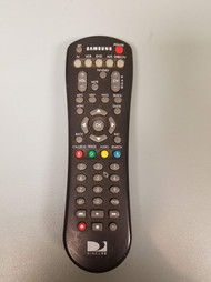 Samsung Direct TV Replacement Remote Black Infrared STF722 - EE712851