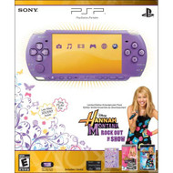 PlayStation Portable Limited Edition Hannah Montana Entertainment Pack - EE712895