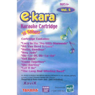 E-Kara Karaoke Cartridge: Vol 5 - EE712933