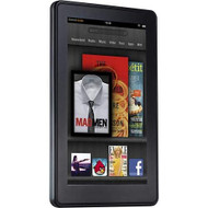 """Amazon 1st Gen Kindle Tablet With 8GB Memory 7"""" Kindle Fire Black D140 - EE713088"""