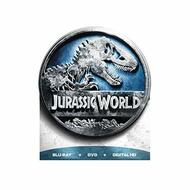 Jurassic World Limited Edition Blu-Ray DVD Digital HD On Blu-Ray With - EE713124