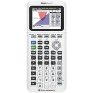 Texas Instruments TI-84 Plus Ce Graphing Calculator White DCE005 - EE713148