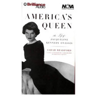 America's Queen: The Life Of Jacqueline Kennedy Onassis Nova Audio - EE713205
