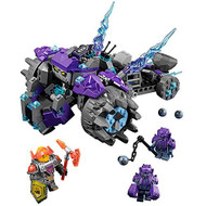 Lego Nexo Knights The Three Brothers 70350 Childrens Toy 3 - EE713277