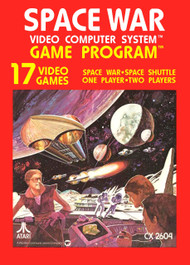 Space War Atari 2600 For Atari Vintage - EE713291