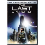 The Last Starfighter 25th Anniversary Edition On DVD With Lance Guest - EE713304