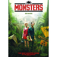 Monsters On DVD With Scoot Mcnairy - EE713327