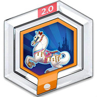 Disney Infinity 2.0 Disney Originals Power Disc Fantasyland Carousel - EE713382