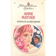 Storm In A Rain Barrel 13 By Anne Mather Book Paperback - EE713455