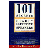 101 Secrets Of Highly Effective Speakers: Controlling Fear Commanding - EE713463