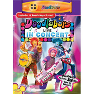 Doodlebops Live In Concert On DVD With Lisa Lennox - EE713534