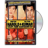 Harold And Kumar Escape From Guantanamo Bay Unrated Edition On DVD - EE713579