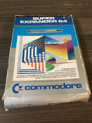 Super Expander 64 For Commodore 64 - EE713669