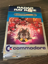 Radar Rat Race Commodore 64 - EE713672