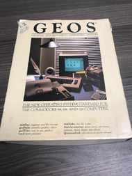 Geos Graphic Environment Operating System For The Commodore 64 64C And - EE713675