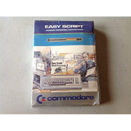 Commodore 64 / 128 Easy Script Advanced Professional Word Processor - EE713677