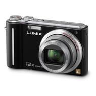 Panasonic Lumix DMC-ZS1 10MP Digital Camera With 12X Wide Angle Mega - EE713686