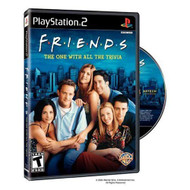 Friends: The One With All The Trivia For PlayStation 2 PS2 With Manual - EE713696