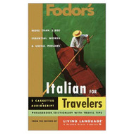 Fodor's Italian For Travelers Audio Set Fodor's Living Language By - EE713836