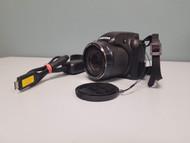 Samsung HZ25W Digital Camera Black 12.5MP 24X Optical Zoom - EE713911