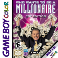 Who Wants To Be A Millionaire Game Boy Color On Gameboy Trivia - EE713934