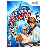 All Star Karate For Wii With Manual and Case - EE713954