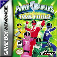 Power Rangers Time Force For GBA Gameboy Advance - EE713963