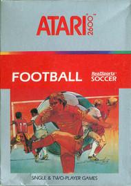 Football Realsports Soccer Atari 2600 For Atari Vintage - EE713977