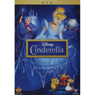 Cinderella On DVD With Ilene Woods Disney - EE714001