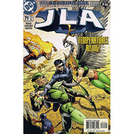 Jla #71 Vf/nm DC Comic Book Superhero - D606079