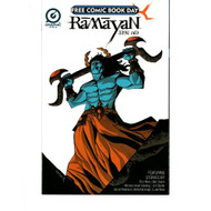 Ramayan 3392 Ad Free Comic Book Day - D606089