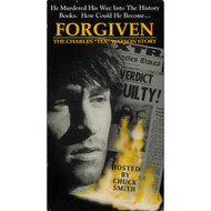 """Forgiven: The Charles Tex"""" Watson Story On VHS With Melanie Van Betten - D610105"""
