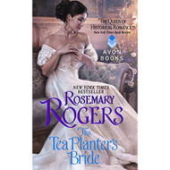 The Tea Planter's Bride By Rosemary Rogers Book Paperback - D620938