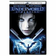 Underworld: Evolution Widescreen Edition On DVD With Bill Nighy Sci-Fi - D630099