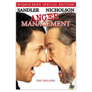 Anger Management Widescreen Edition On DVD With Woody Harrelson Comedy - D630606