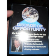 Decade Of Opportunity / S By Pat Robertson And Bob Slosser On Audio - D633280