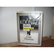 Odd Thomas By Dean Koontz On Audio Cassette - D633291