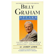 Billy Graham Speaks Insight From The World's Greatest Preacher By Lowe - D633299