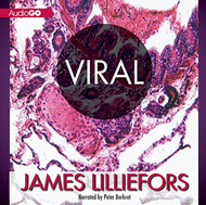 Viral By Lilliefors James Berkrot Peter Reader On Audiobook CD - D636895