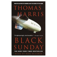 Black Sunday By Harris Thomas McLarty Ron Reader On Audio Cassette - D637014