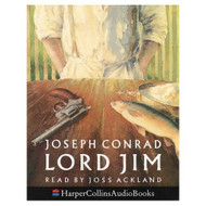 Lord Jim By Conrad Joseph Ackland Joss Narrator On Audio Cassette - D637020