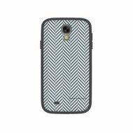 Body Glove Samsung Galaxy S4 MySuit Case Charcoal / Herringbone Cover - DD567564