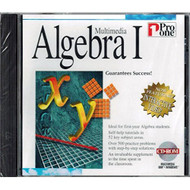 Multimedia Algebra I Software - DD570748