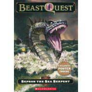 Sepron The Sea Serpent BeastQuest Book 2 By Adam Blade Book Paperback - DD570913