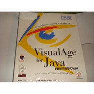 Visualage For Java Professional Edition 1.0.1 Visual Age For Java - DD571100