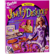 Barbie Jewelry Designer PC Software - DD571113