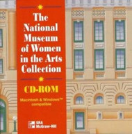 National Museum Of Women In The Arts Cd-Rom Software - DD571279