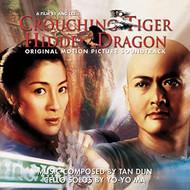 Crouching Tiger Hidden Dragon By Yo-Yo Ma Tan Dun Composer On Audio CD - DD572127